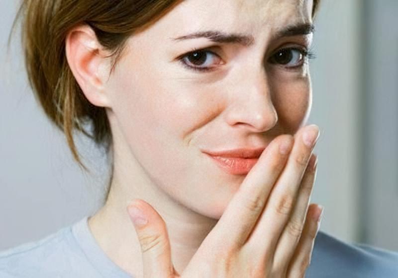 Металевий присмак у роті: причини, як позбутися 1
