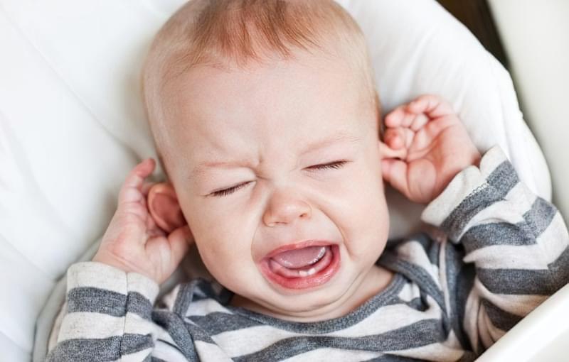 Отит у дітей: симптоми і лікування 1