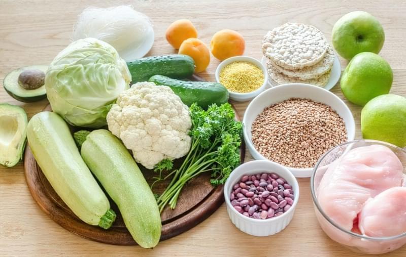 Особам з нейродермітом рекомендовано дотримувати гіпоалергенну дієту.