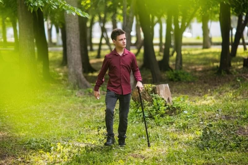У деяких хворих після артродезу розвиваються зміна ходи і кульгавість