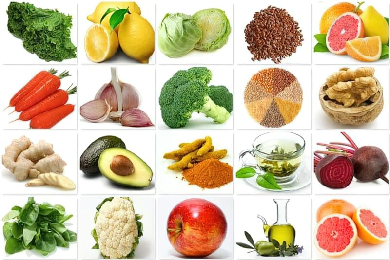 продукти для здоров'я печінки