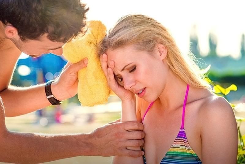 Тепловий удар: причини і симптоми у дорослої людини 1