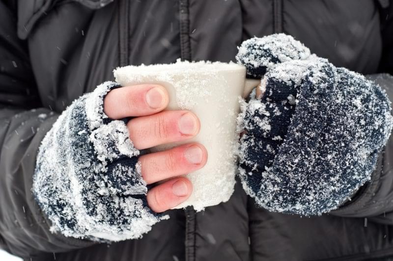 Як надати першу допомогу при обмороженні і переохолодженні 2