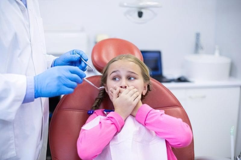 Дитина боїться лікувати зуби
