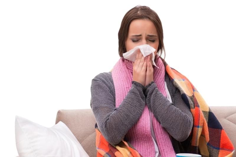 Що робити при перших ознаках застуди 1