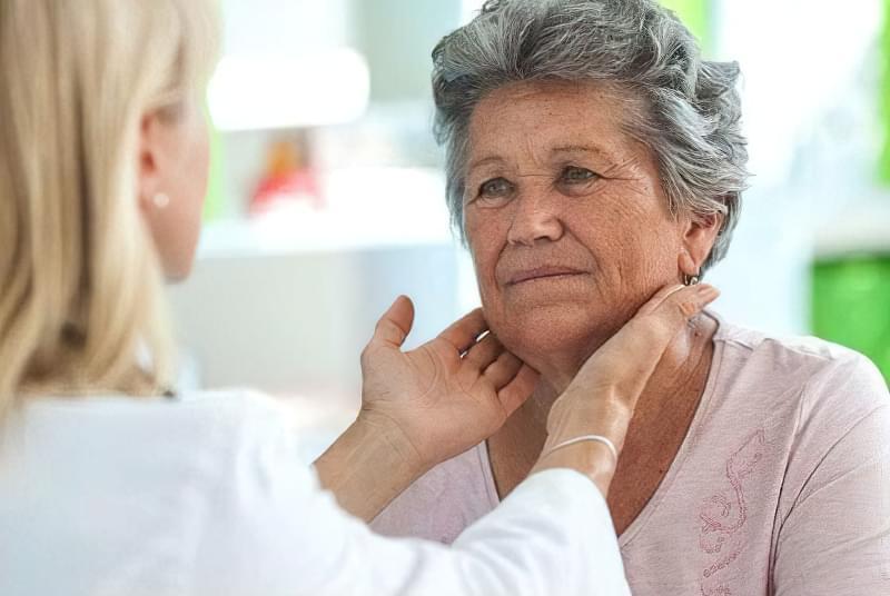 Симптоми раку щитовидної залози у жінок, діагностика та лікування 1