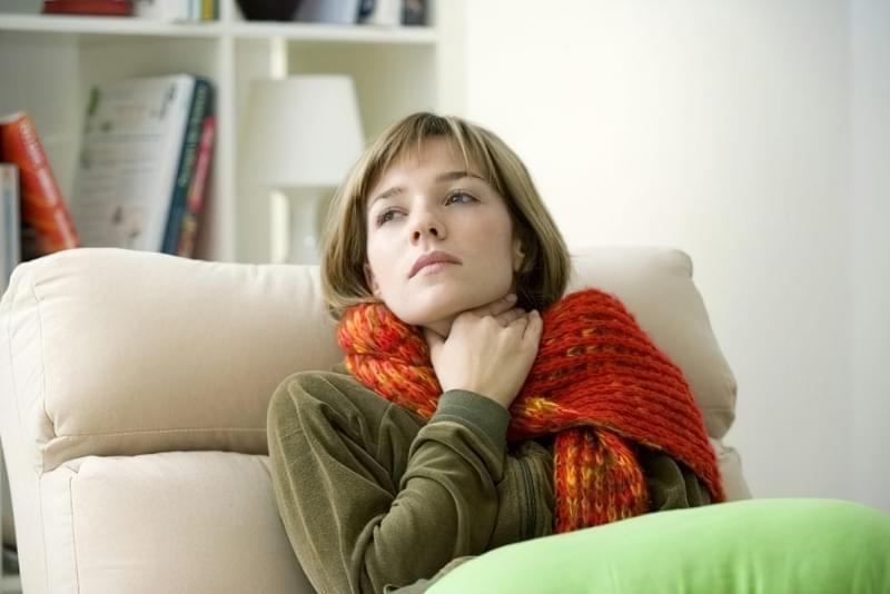 Що викликає біль у горлі? 1