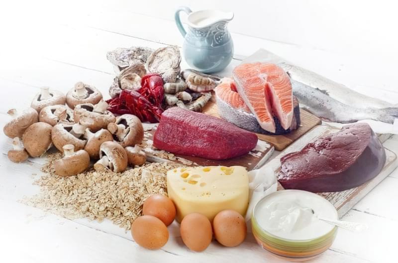 Синдром хронічної втоми, взаємозв'язок між дефіцитом вітаміну В12 і втомою 3