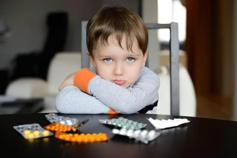Що робити, якщо дитина відмовляється приймати ліки? 2