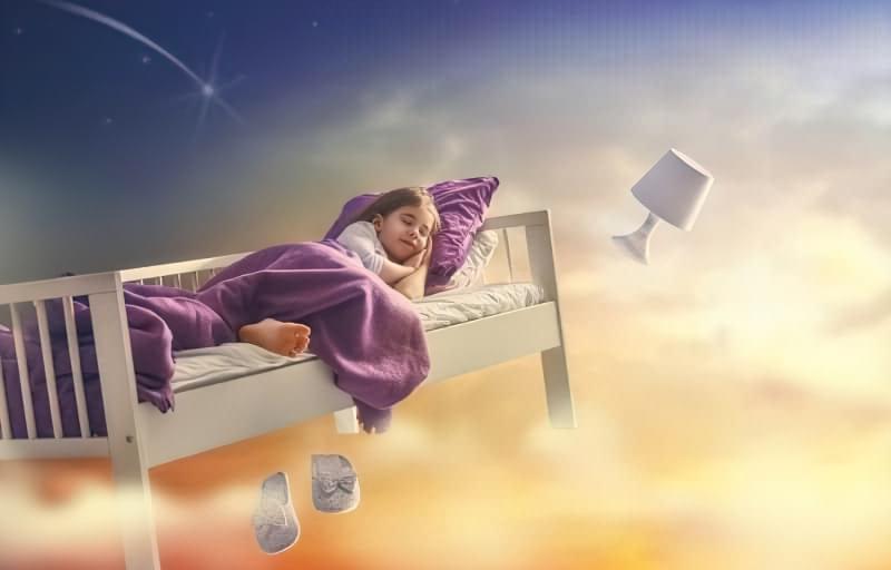Чому ми бачимо сни? 1