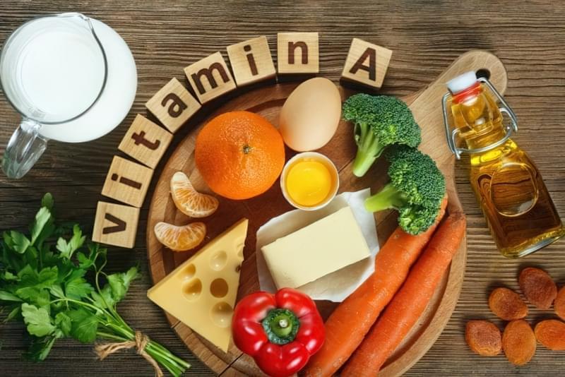Гіповітаміноз вітаміну А: симптоми, лікування 1