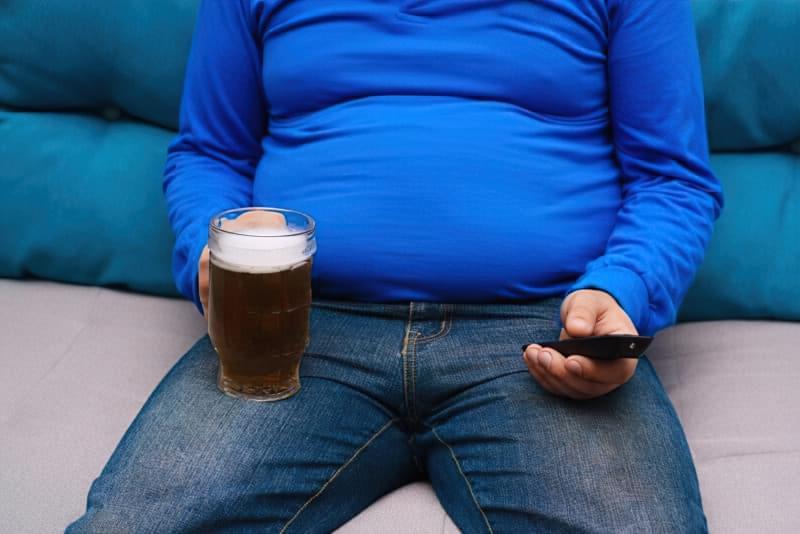 Пивний живіт: чому він з'являється і що з цим робити 1