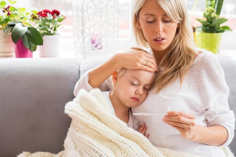 Температура у дітей: коли батькам потрібно хвилюватися 2