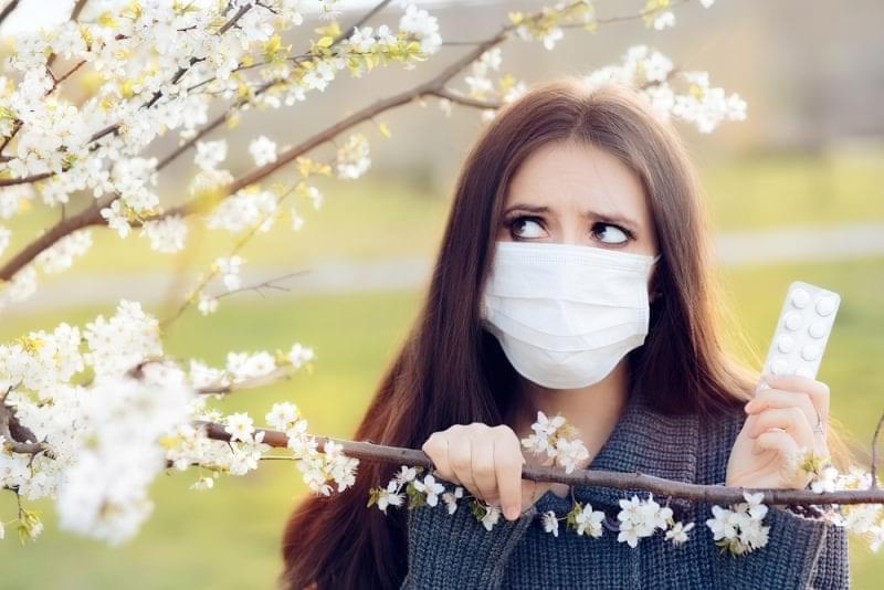 Весняна алергія: інструкція з виживання 1