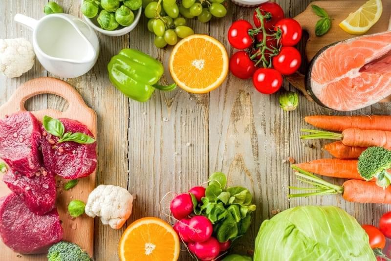 3 найкорисніші дієти за версією ВООЗ 3