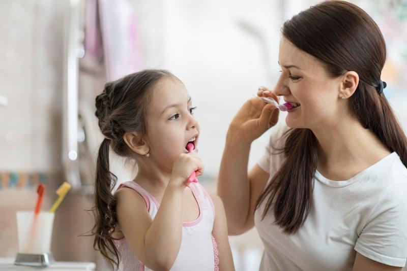 Як правильно чистити зуби? 1