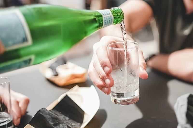 Є питання: чи можна напитися газованою водою 1