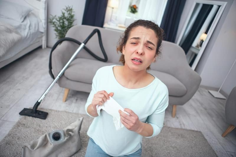 Домашній пил: чим він небезпечний 2