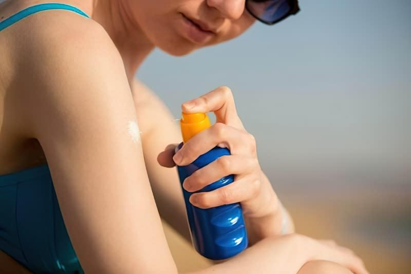 Сонячні опіки: перша допомога і лікування 2