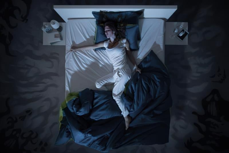 Чому я прокидаюся вночі? Причини неспокійного сну 2