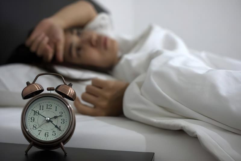 Чому я прокидаюся вночі? Причини неспокійного сну 1