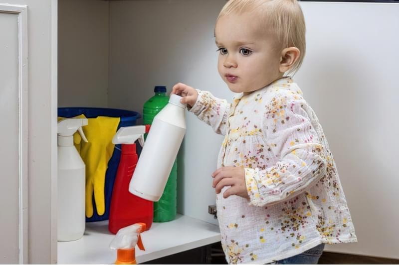 Як забезпечити безпеку дитини? 1