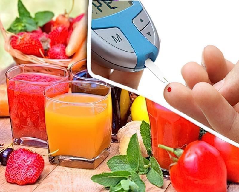 Навіть фруктовий сік може призвести до діабету 2