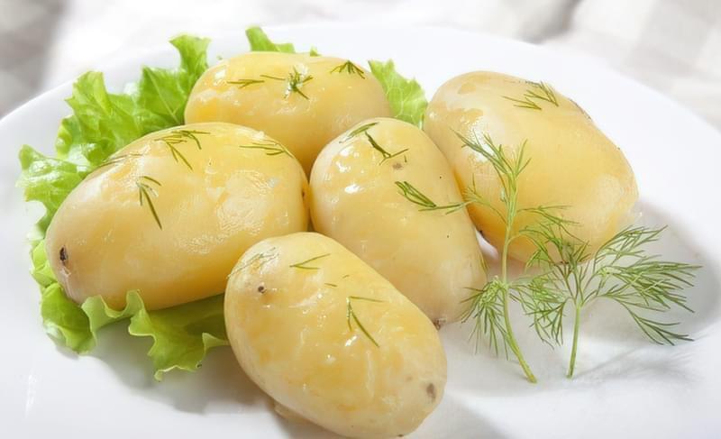 Вчені відкрили унікальний ефект вареної картоплі 1