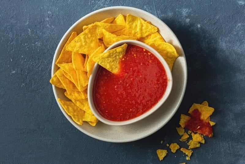 Користь по-мексиканськи: соус Сальса 1