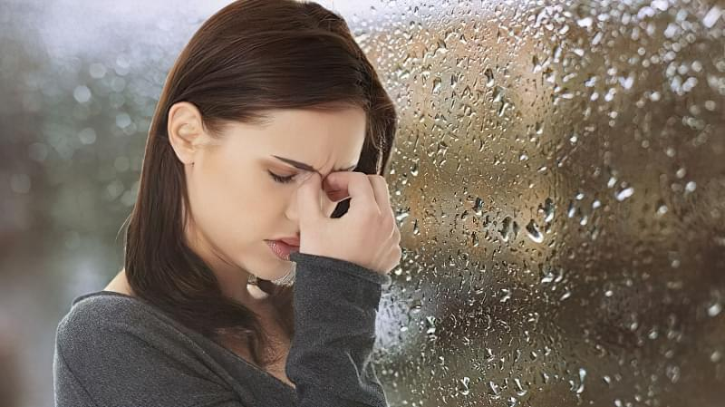Чому в дощ і туман болить голова 1