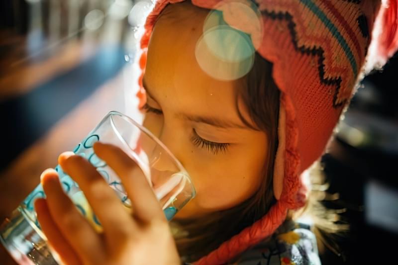 Дітям особливо важливо пити більше води 1