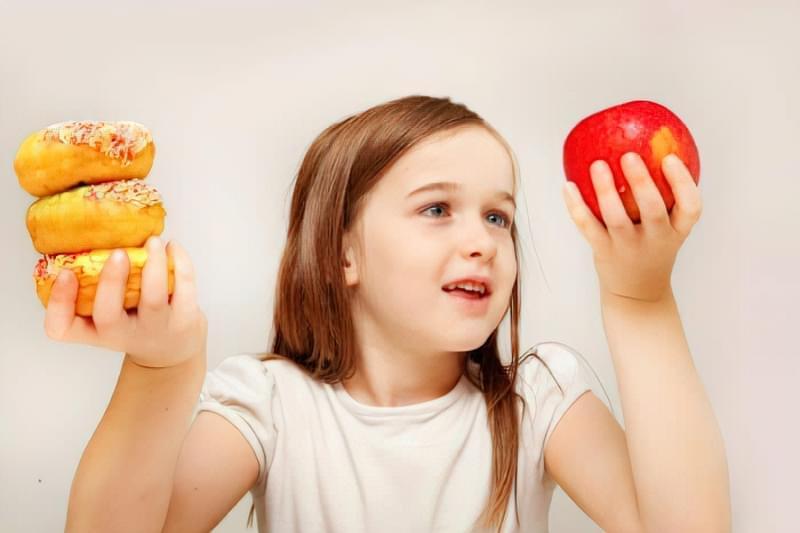 Як змінюється мозок дитини при ожирінні 1