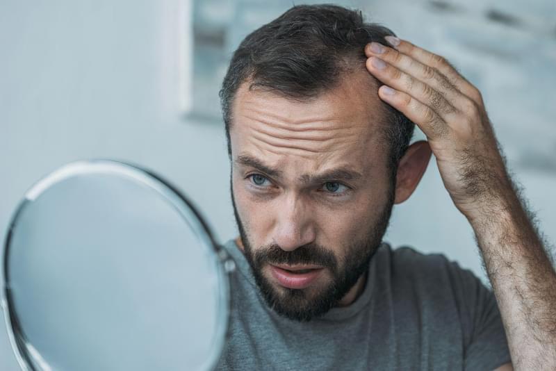 Як зупинити випадання волосся? 2