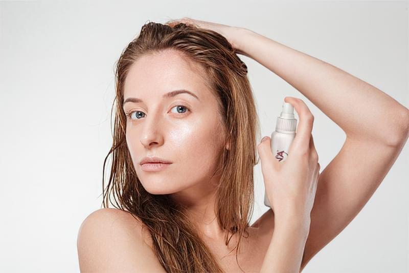 Як зупинити випадання волосся? 3