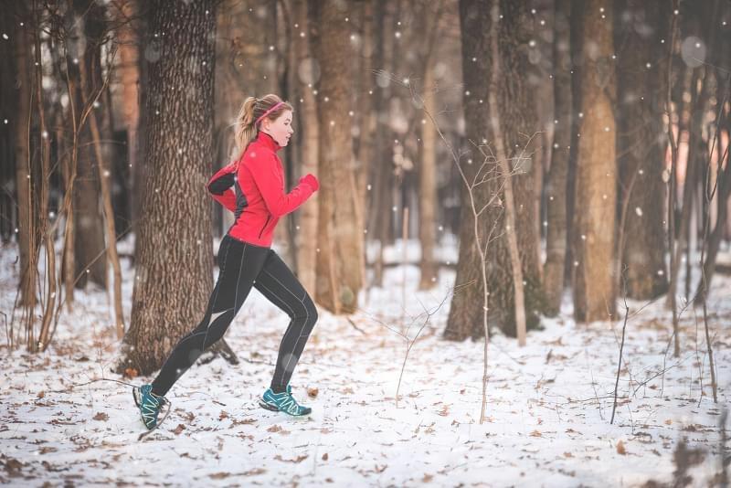 І погода не перешкода: чи варто почати бігати взимку 1
