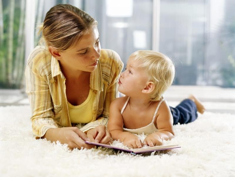 Як зробити так, щоб дитина швидше заговорила 1
