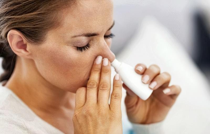 Заклало ніс, а насморку немає: як лікуватися? 2