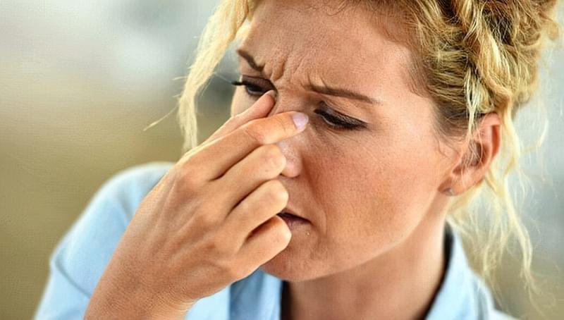 Заклало ніс, а насморку немає: як лікуватися? 12