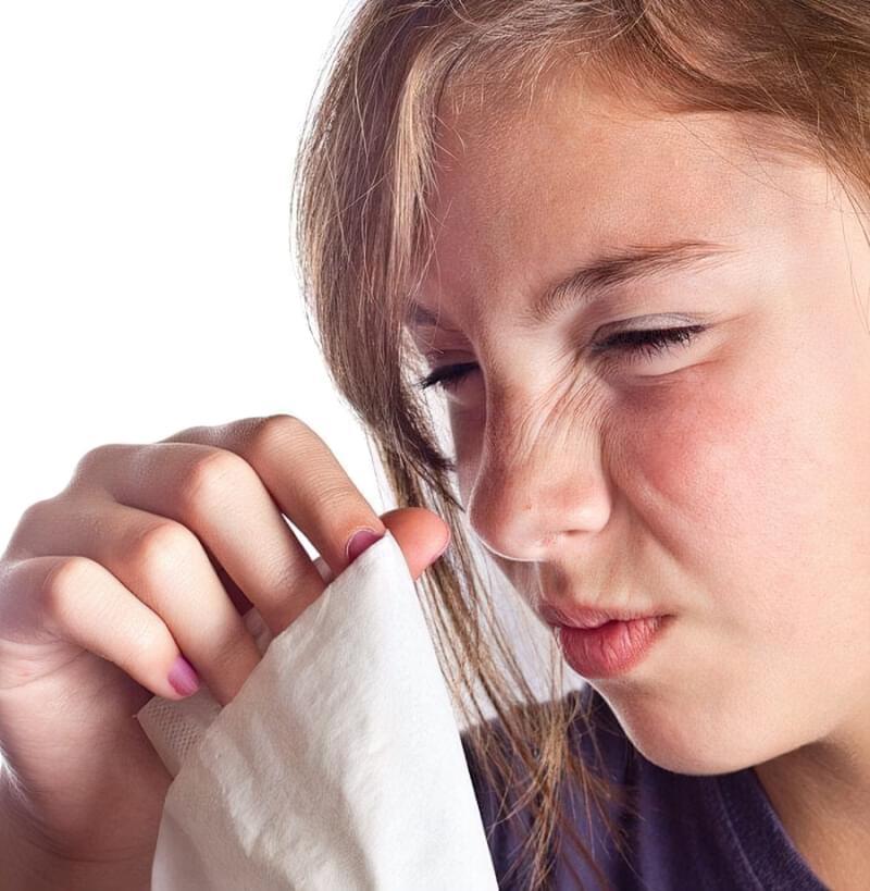 Кірки в носі: причини утворення, лікування 1