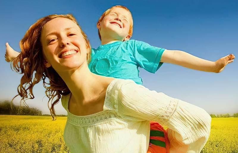 Як відчути радість материнства 1