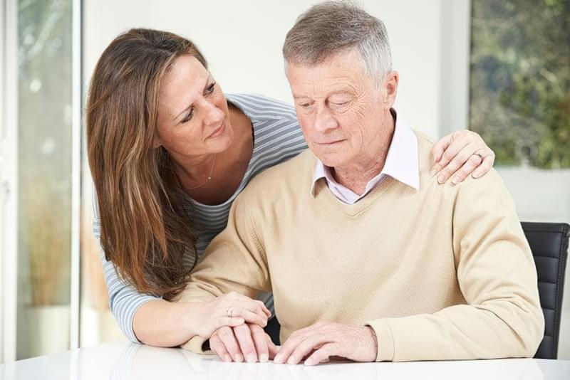 Старечий психоз: причини та лікування 1
